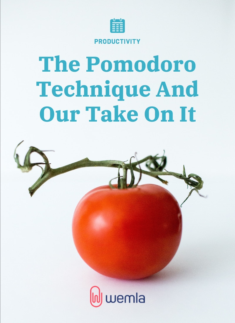The Pomodoro Technique is a valuable productivity tool to help increase focus in shorter bursts of intense work, with pauses built in.