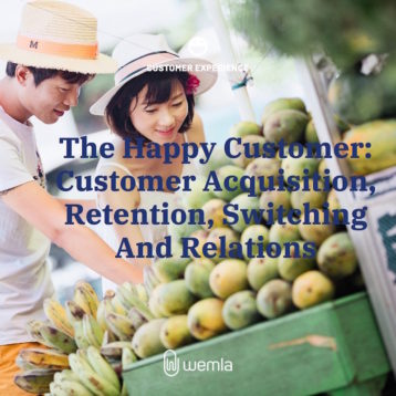 The Happy Customer: Customer Acquisition, Retention, Switching And Relations