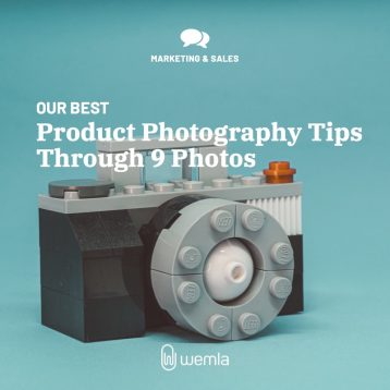 Our Best Product Photography Tips Through 9 Photos